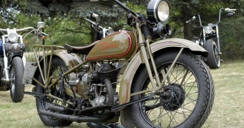 Iconic Harley Davidson Motorcycles